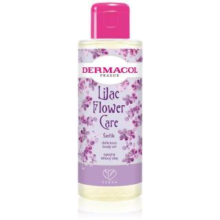 Dermacol Flower Care Lilac luxusní tělový výživný olej 100 ml dámské 100 ml