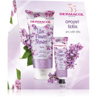 Dermacol Flower Shower Lilac dárková sada  dámské