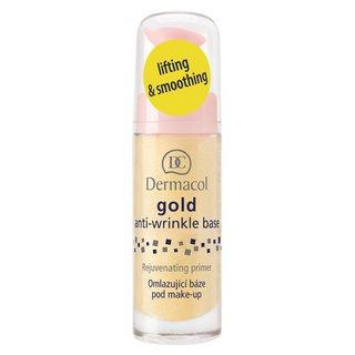 Dermacol Gold Anti-Wrinkle Make-Up Base podkladová báze proti vráskám 20 ml