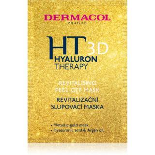 Dermacol HT 3D revitalizační slupovací pleťová maska s kyselinou hyaluronovou 15 ml dámské 15 ml