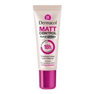 Dermacol Matt Control Make-up Base báze pod make-up s matujícím účinkem 20 ml