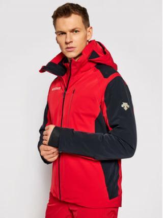 Descente Lyžařská bunda DWMQGK0 Červená Regular Fit pánské 52