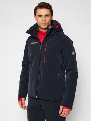 Descente Lyžařská bunda Reign DWMQGK07 Černá Tailored Fit pánské 50
