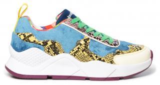Desigual barevné tenisky na platformě Shoes Hydra Hybrid - 41 dámské barevná 41