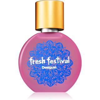 Desigual Fresh Festival toaletní voda pro ženy 30 ml dámské 30 ml