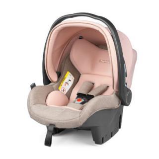 Dětská autosedačka Peg Perego Primo Viaggio SL Mon Amour růžová