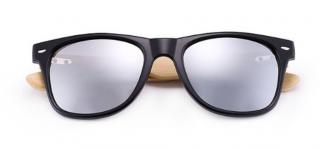 Dětské dřevěné sluneční brýle - 6 variant Varianta: 1