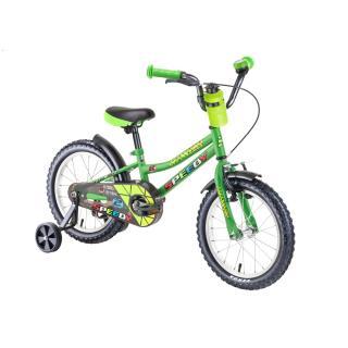 Dětské Kolo Dhs Speedy 1601 16 - Model 2019  Green