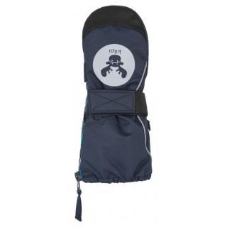 Dětské lyžařské rukavice Kilpi NICKY-J modrá   šedá UK 5.0