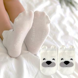 Dětské ponožky - Lední medvěd Velikost: 2-3 roky