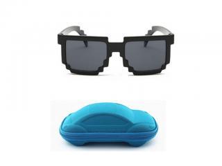 Dětské sluneční brýle A1293 Barva: modrá