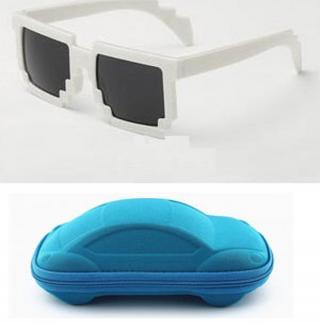 Dětské sluneční brýle A1294 Barva: modrá