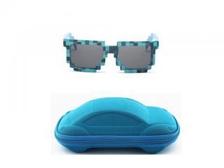 Dětské sluneční brýle A1296 Barva: modrá