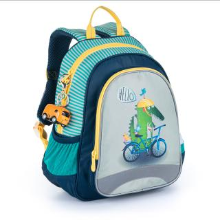 Dětský batoh na výlety či kroužky Topgal SISI 21026 B,Dětský batoh na výlety či kroužky Topgal SISI 21026 B pánské 32 cm