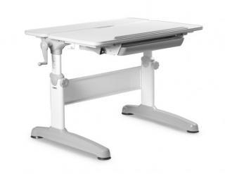 Dětský rostoucí stůl MiniUniq 32U2 bílá