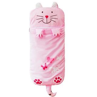 Dětský spacák Barva: tmavě růžová