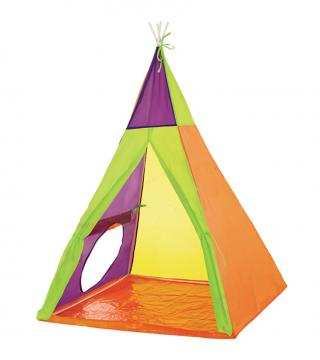 Dětský stan barevné Týpí