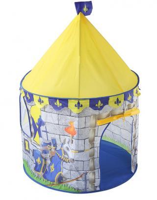 Dětský stan pro rytíře