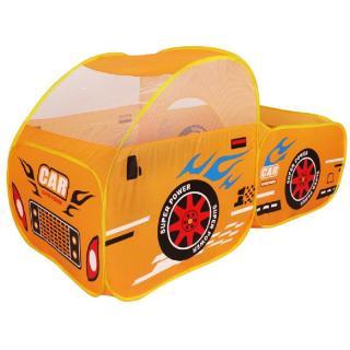 Dětský stan ve tvaru auta