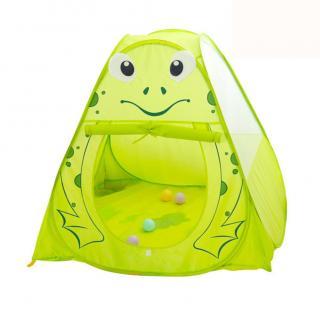 Dětský stan žába