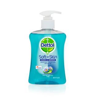 DETTOL Mýdlo tekuté Vůně moře 250 ml modrá