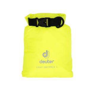 Deuter Light Drypack 1l Neon žlutá