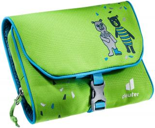 Deuter Wash Bag Kids Kiwi zelená