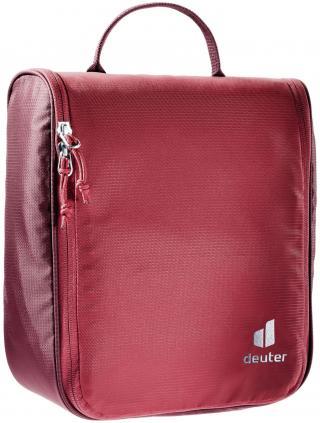 Deuter Wash Center II Cranberry-maron červená