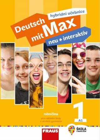 Deutsch mit Max neu   interaktiv A1/ díl 1 hybridní UČ