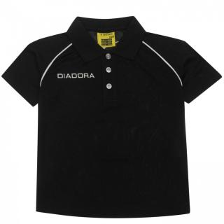 Diadora Madrid Polo Shirt Junior Boys pánské Other M