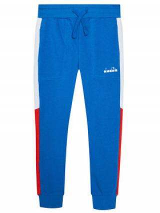 Diadora Teplákové kalhoty Diadora Club 102.177129 Modrá Regular Fit XS