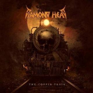 Diamond Head The Coffin Train  Black