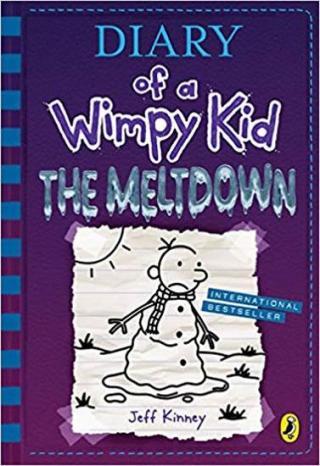 Diary of a Wimpy Kid: The Meltdown  - Kinney Jeff