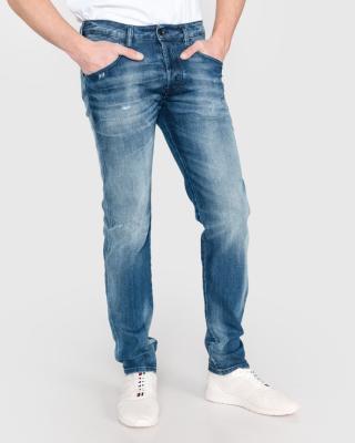 Diesel D-Bazer Jeans Modrá pánské 31/32