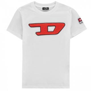 Diesel D Logo T Shirt dámské Other 8-9 Y