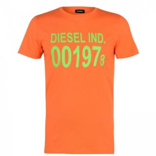 Diesel Diego T Shirt pánské Other M