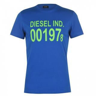 Diesel Diego T Shirt pánské Other S
