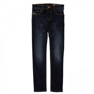Diesel Junior Boys Sleenker Slim Jeans pánské Other 10 Yrs