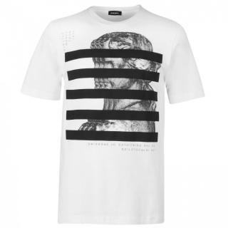 Diesel Just Yo T Shirt pánské Other XXL