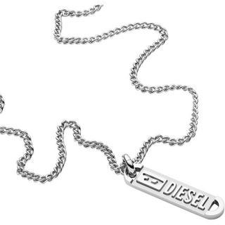 Diesel Pánský ocelový náhrdelník DX1228040