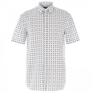 Diesel Short Sleeve All Spike Shirt pánské No color   Other S