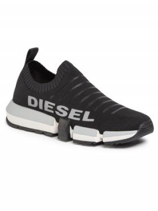 Diesel Sneakersy H-Padola Low Sock Y02129 P3148 T8013 Černá pánské 41
