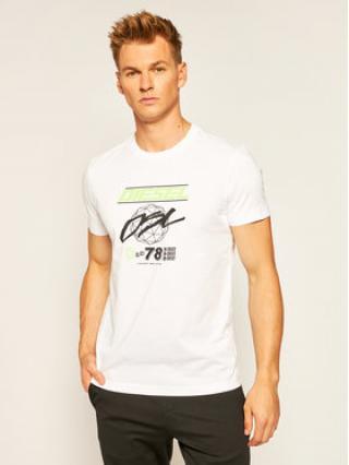Diesel T-Shirt T-Diegos-K34 A00353 0AAXJ Bílá Regular Fit pánské M