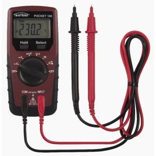 Digitální multimetr Testboy Pocket 100 NM 00200032