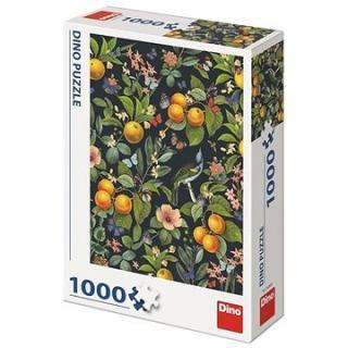 Dino kvetoucí pomeranče 1000 puzzle