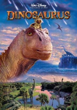 Dinosaurus - DVD