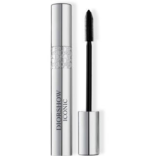 Dior Diorshow Iconic řasenka pro prodloužení a natočení řas odstín 090 Black 10 ml dámské 10 ml
