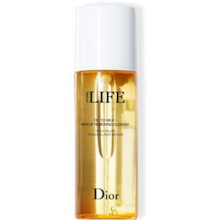 Dior Hydra Life Oil To Milk Makeup Removing Cleanser odličovací olej 200 ml dámské 200 ml