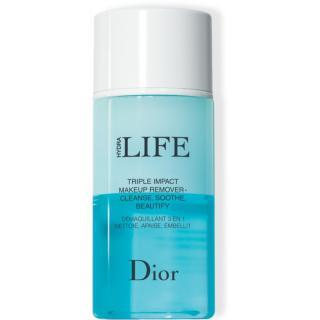 Dior Hydra Life Triple Impact Makeup Remover dvoufázový odličovač 125 ml dámské 125 ml