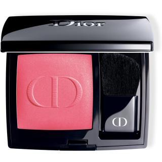 Dior Rouge Blush kompaktní tvářenka se štětcem a zrcátkem odstín 047 Miss 6,7 ml dámské 6,7 ml
